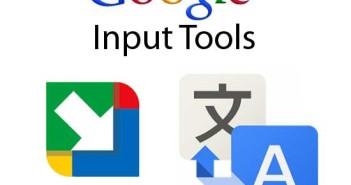 Google 輸入工具 – 免安裝雲端輸入法@支援超過九十種多國語言