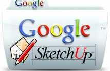 Google SketchUp 免費 3D 模型/建模軟體