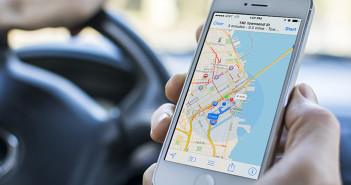 [快訊] 為了取代 Google Maps,蘋果近年來購買 11 間地圖公司