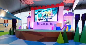 搶先參觀世界首座 Google Play 遊樂園@熱門遊戲任你玩 (免費入場)