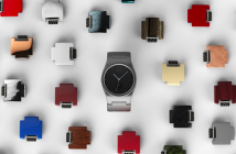 BLOCKS 模組化智慧型手錶,讓手錶有更多玩法組合