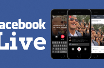 Facebook 臉書免藍勾勾開放全民手機直播、圖片影音拼貼功能