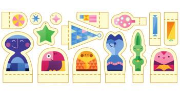 """[Google塗鴉] 聖誕節快樂 """"Tis the season"""" 一塊來同歡吧!!"""