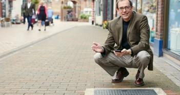 英國將打造「智慧街道」,把 Wi-Fi 裝置藏在人孔蓋??